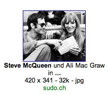 Steve McQueen?