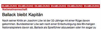 Screenshot von sueddeutsche.de, 16.50 Uhr